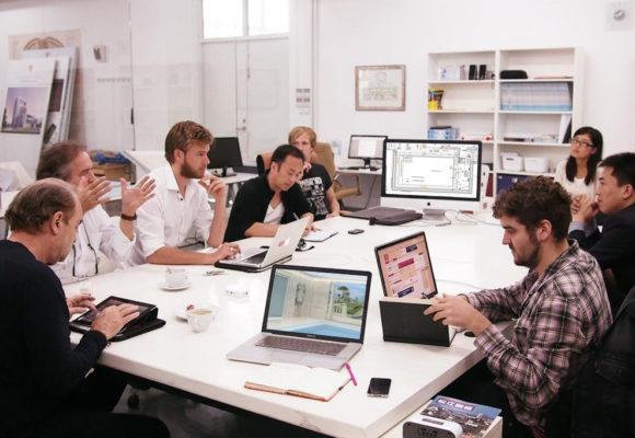Frescografie Projektabwicklung