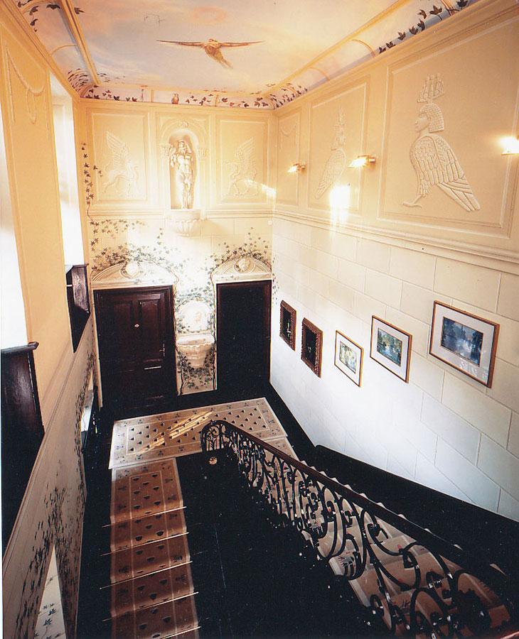 Eingangsbereiche